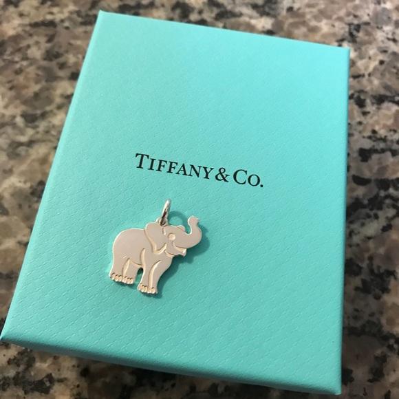 96880be33 Tiffany & Co. Jewelry | Tiffany Co Elephant Charm | Poshmark